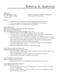 Resume Skills And Qualifications To Put On A Resume Good Skill List