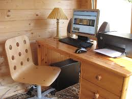 home office cabin. Log Cabin Office Home