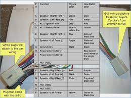 toyota corolla radio wiring diagram anonymer info 1997 toyota corolla radio wiring diagram wiring diagram got wiring adaptors for 1989 1997 toyota corollas