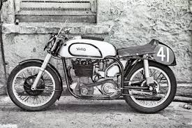history of the featherbed norton manx