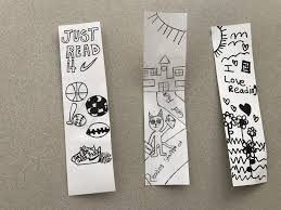 Design Bookmarks Bookmark Design Winners March Is Reading Month
