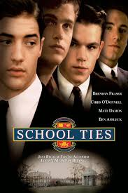 school ties movie review film summary roger ebert school ties