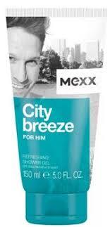 <b>Гель для</b> душа Мужской <b>Mexx</b> City Breeze <b>men</b> 50 мл купить в ...