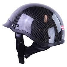 colors black half shell motorcycle helmet plus bell half shell