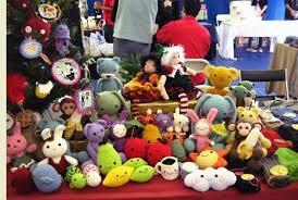 Stuffed Animal Display Stand Amigurumi Amigurumi Craft fairs and Craft 73