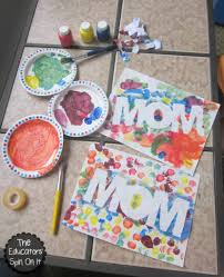 Cheap Crafts 30 Cheap Mothers Day Crafts That Speak For Themselves Fun