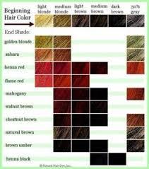 Liese Hair Dye Color Chart Red Hair Color Henna Hair