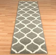 portland 1095h grey hall runner rugs 60 x 230cm modern rug runners for hallways
