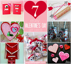 7 Easy Valentine's Day Gift Ideas - My Crafty Spot