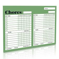 Household Chore Chart For Couples