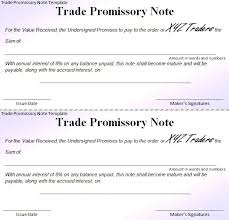 Free Promissory Note Template Unique Employee Loan Business