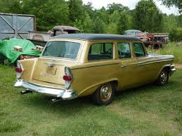 1957 Studebaker Commander Station Wagon for sale | Hemmings Motor ...
