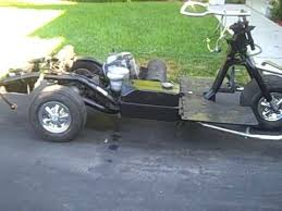 1973 harley davidson golf cart project part 2