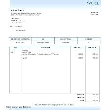 examples of billing invoices examples of billing invoices 4 night club nyc guide
