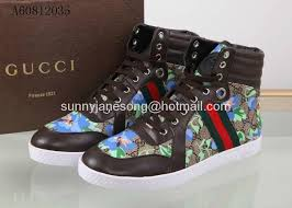 gucci shoes for men. gucci sneakers shoes men high top lace up genuine leather wholesale online 1 for