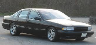 1996 Chevrolet Impala Specs and Photos | StrongAuto