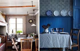 traditional swedish furniture. Josef Frank Patterns Traditional Scandinavian Kitchens In Swedish Furniture