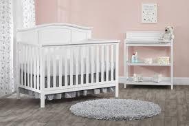 oxford emerson snow white 2pc crib set
