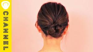 ヘアお出かけのまとめ髪に横くるりんぱシニヨンhair Arrange