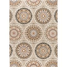 medallion area rug rugs ideas