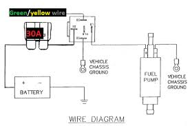 volt relay for fuel pump s tccoa forums here ya go soooo much easier to understand now lol