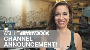 Ashley Harwood Channel Announcement! - YouTube