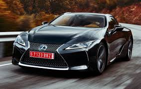 2018 lexus coupe. contemporary coupe 2018 lexus lc coup gets detailed will debut in the us spring  2017 and lexus coupe