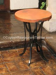 24 inch copper table top