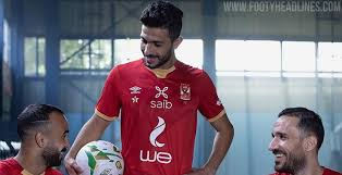 Al ahly has a record of 40 national league titles, 36 national cups titles, 10 national super cup titles making al ahly the most decorated club in egypt. Al Ahly 20 21 Home Away Third Kits Revealed 2020 Club World Cup Footy Headlines