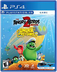 The Angry Birds Movie 2 VR : Under Pressure PS4: Amazon.de: Games