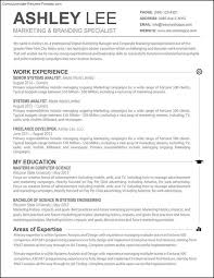 Resume Templates For Mac Simple Word Resume Template Mac Resume And Cover Letter Resume And