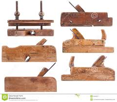 ancient wooden tools. royalty-free stock photo. download collection of antique woodworking tools ancient wooden