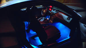 Blue Led Dome Lights For Cars Easy Led Car Interior Lights For Only 12