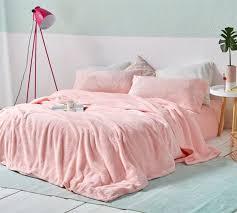 me sooo comfy twin xl sheets rose quartz