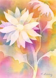 fanciful flower watercolor 7
