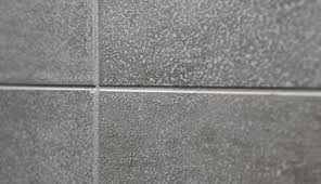 let the sealed grout dry