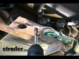 trailer wiring harness installation 1993 chevrolet s 10 pickup trailer wiring harness installation 1993 chevrolet s 10 pickup etrailer com