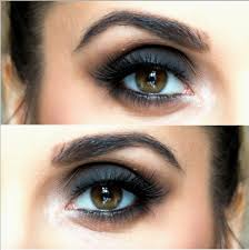 makeup for brown eyes inspirational dark sultry smokey eye