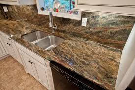 rainforest green marble kitchen tops