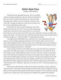 Third Grade Reading Comprehension Worksheets | Page 5 of 10 | Have ...