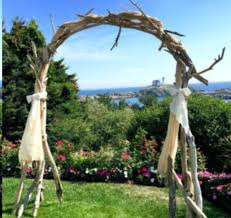 where to find driftwood wedding arch in jacksonville