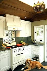 make mirrored kitchen backsplash glass ideas mirror metallic tile