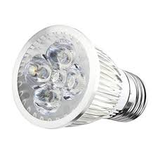asiproper 10W Full Spectrum LED Plant Grow Lights <b>E27 AC 110V</b> ...