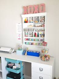 Small Space Craft Storage  Pinterest