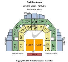 Diddle Arena Tickets And Diddle Arena Seating Chart Buy