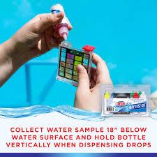 Pool Ph Test Kit 6 Way Test Kit Hth Pools