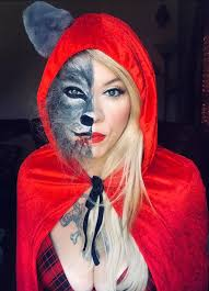howl o ween 2018 little red riding hood big bad wolf