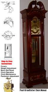 hermle clock repair manual pictures