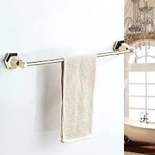wall mounted towel rack single towel bars black color wall mounted towel holder in towel racks
