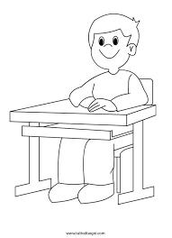 Bambino Banco Scuola 2 School Bambini Scuola E Banchi Di Scuola